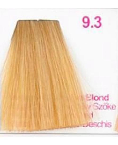 Vopsea KJMN - Blond Auriu Foarte Deschis 9.3