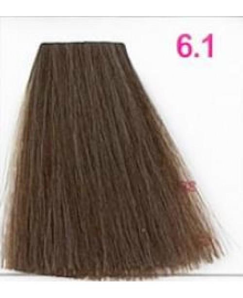 Vopsea KJMN - Blond Inchis cu nuanta Cenusie 6.1