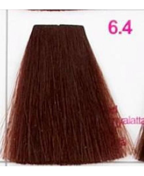 Vopsea KJMN - Blond Inchis cu nuanta de Aramiu 6.4