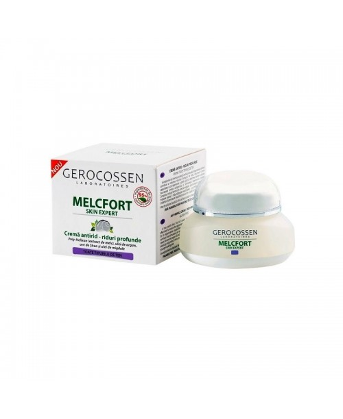 Crema antirid Melcfort cu extract de melc 35ml