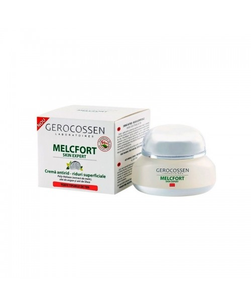 Crema antirid Melcfort - Riduri superficiale 35ml
