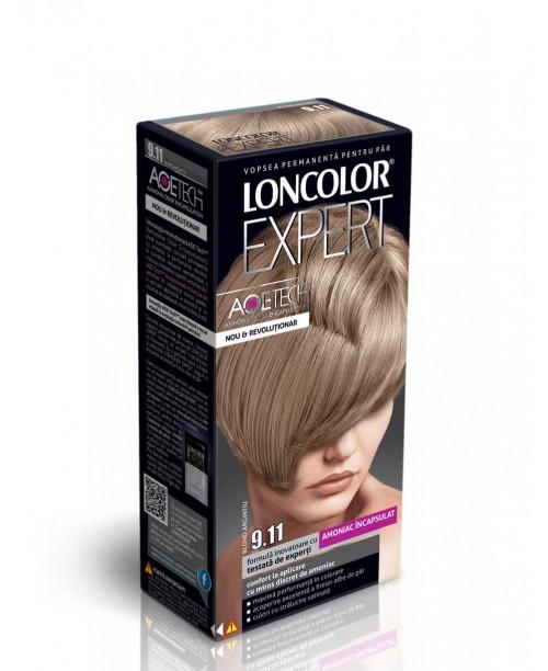 Loncolor Expert 9.11 Blond argintiu