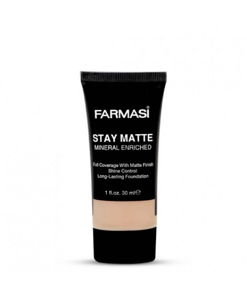 Fond de ten Farmasi Stay Matte No. 2
