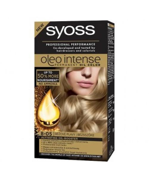 Syoss Oleo Intense 8-05 Blond Bej