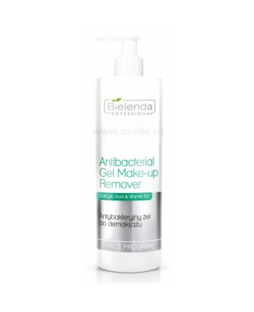 Gel demachiant antibacterial 500ml