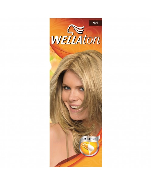Vopsea par Wellaton 9.1 blond cenusiu luminos