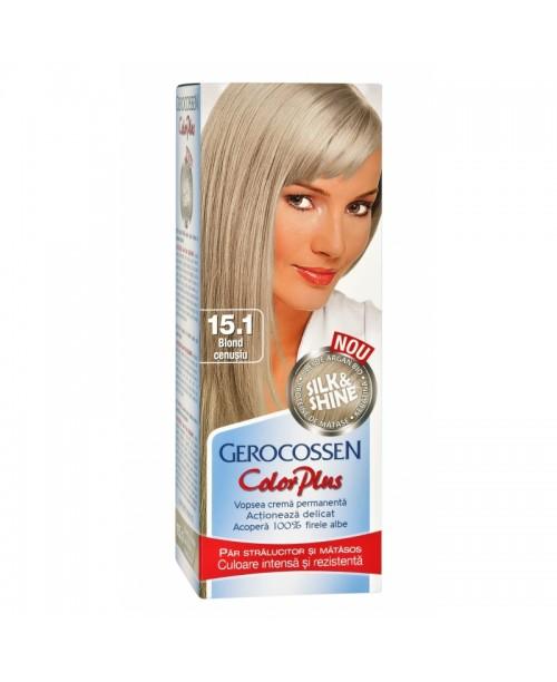Vopsea Gerocossen - Blond Cenusiu 15.1