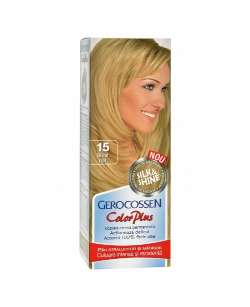 Vopsea Gerocossen - Blond Clar 15