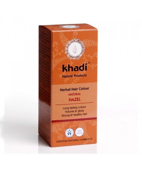 Vopsea naturala Henna Khadi saten nuca