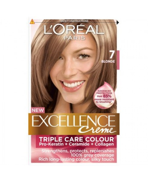 Vopsea L'Oreal Excellence Creme 7 blond
