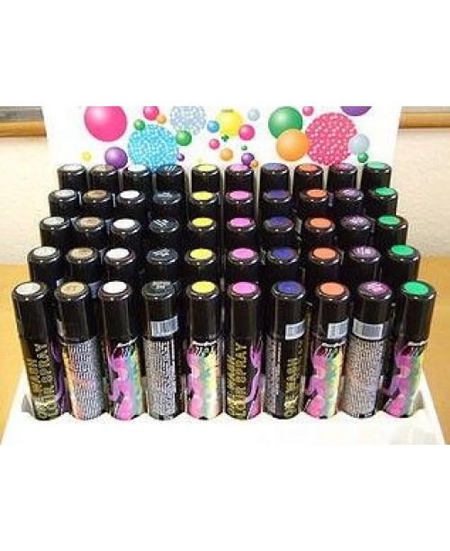 Spray pentru colorat parul - Albastru 75ml