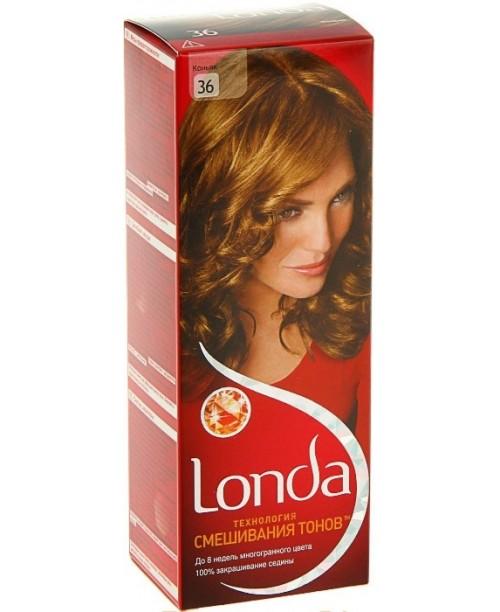 Vopsea par Londacolor 36 cognac