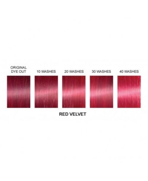 Vopsea de par Manic Panic Professional Gel - Red Velvet
