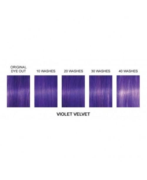 Vopsea de par Manic Panic Professional Gel - Velvet Violet