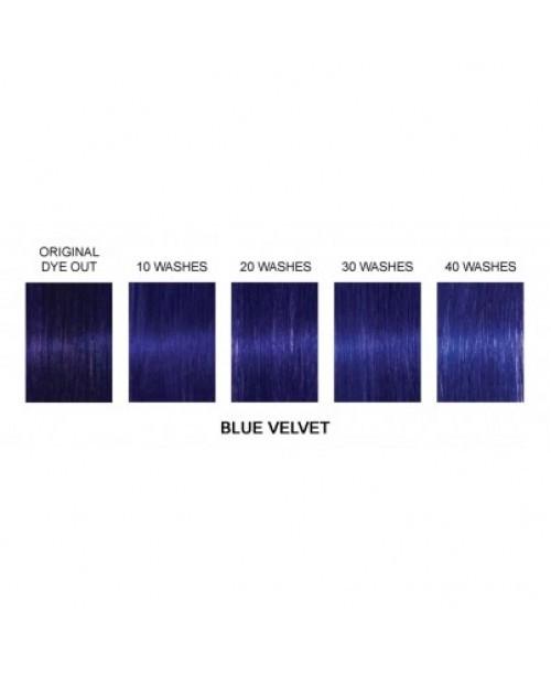 Vopsea de par Manic Panic Professional Gel - Blue Velvet