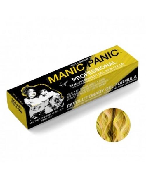 Vopsea de par Manic Panic Professional Gel - Solar Yellow