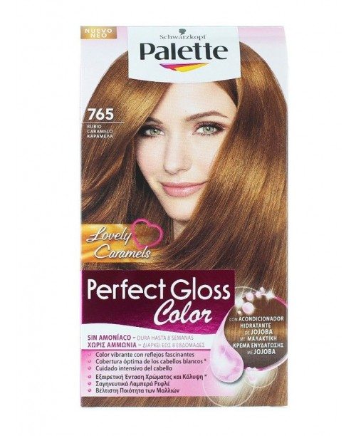 Palette Perfect Gloss Color 765 - Caramel