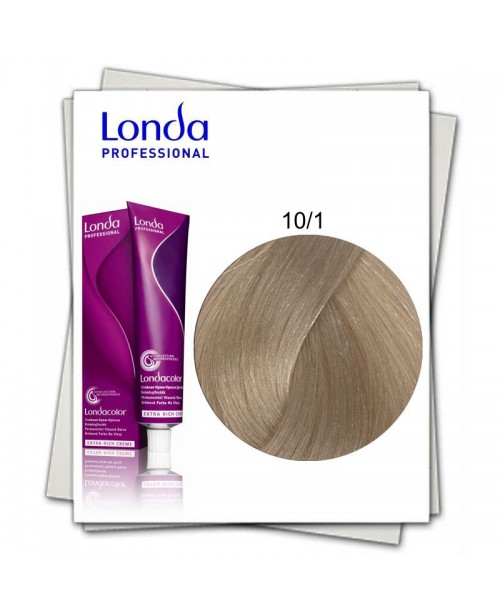 Vopsea Londa Professional 10/1 blond solar cenusiu 60ml