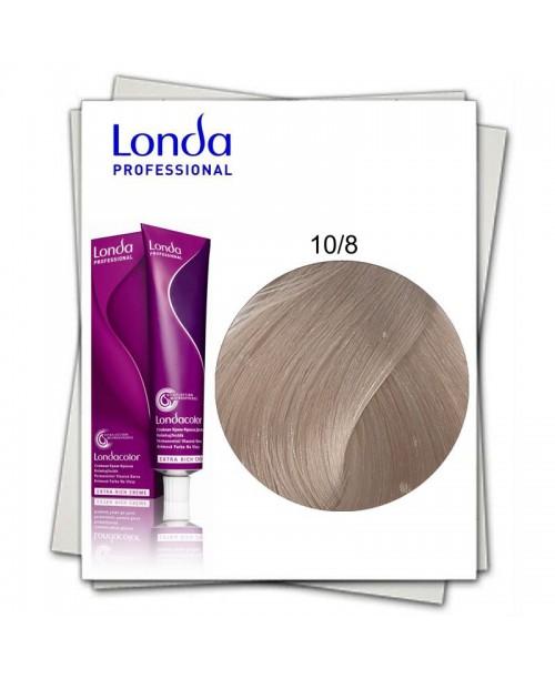 Vopsea Londa Professional 10/8 blond solar perlat 60ml