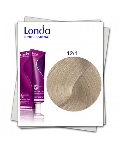 Vopsea Londa Professional 12/1 blond special cenusiu 60ml