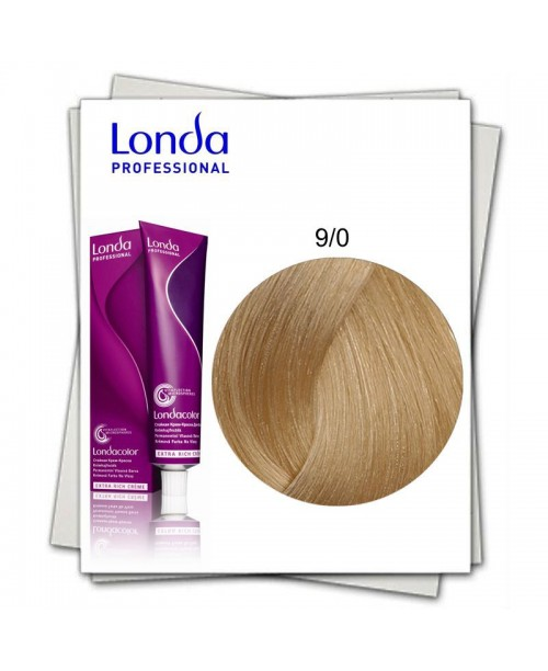 Vopsea Londa Professional 9/0 blond luminos natural 60ml