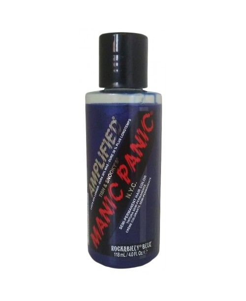 Vopsea de par albastra Manic Panic - Rockabilly Blue AMPLIFIED!!!