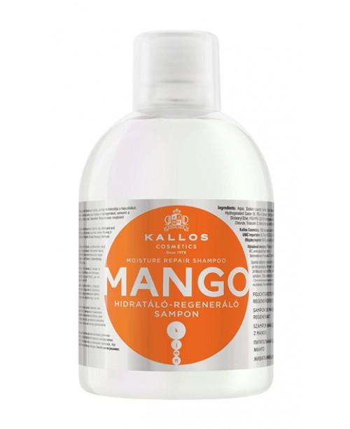 Sampon Kallos hidratant cu ulei de manhgo 1000ml
