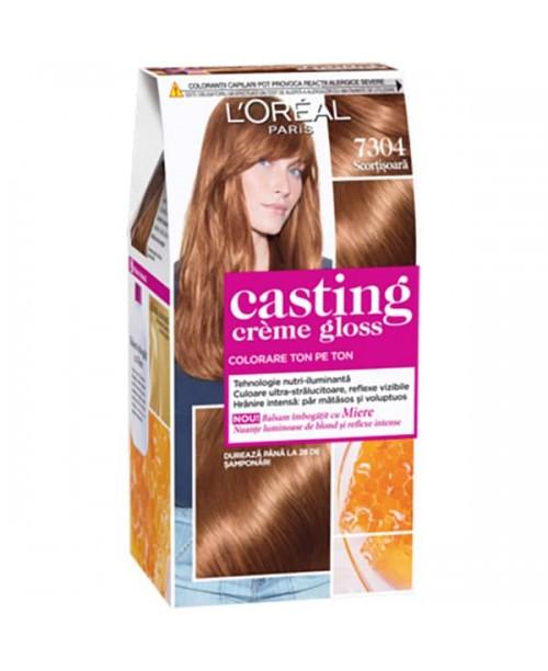 Vopsea L'Oreal Casting Creme Gloss 7304 scortisoara