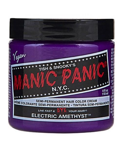 Vopsea de par albastru-violet Manic Panic - Electric Amethyst