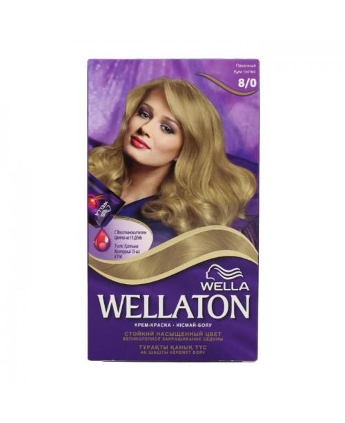 Vopsea par Wellaton Kit 80 blond deschis