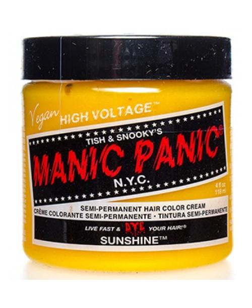 Vopsea de par galbena Manic Panic Sunshine