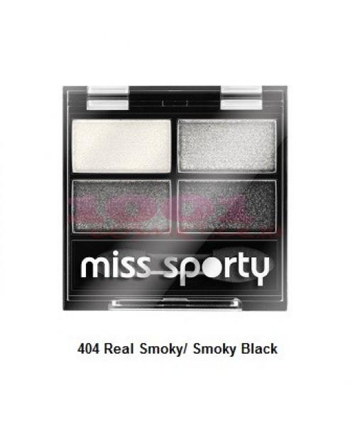 Fard de pleoape Miss Sporty Smoky Black 404