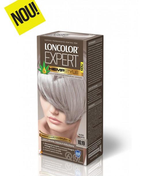 Loncolor Expert HempStyle 10.19 Blond argintiu