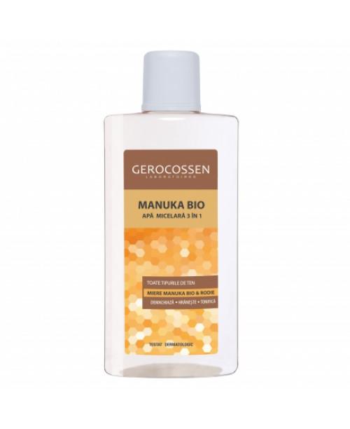 Apa micelara bio Gerocossen 3 in 1 Manuka Bio 300 ml